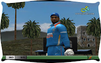 Cap for Batsmen Patch Ingame Screenshot 3