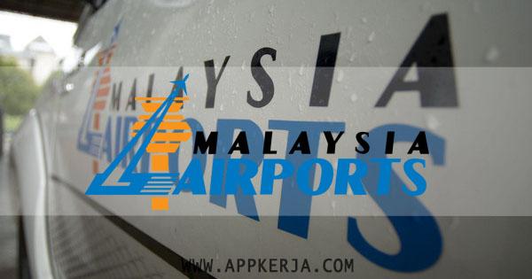 Jawatan Kosong Terkini di Malaysia Airports Holdings Berhad - 24 Jun 2018