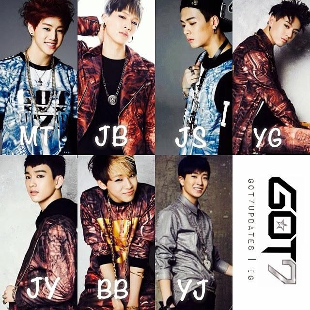 Kpop Got7