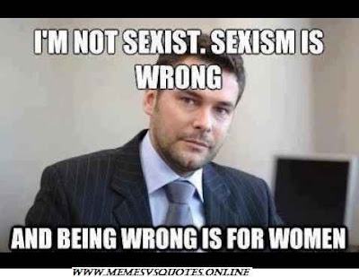 Sexism Is Wrong