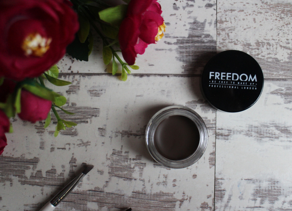 Freedom Brow Pomade in Dark Brown
