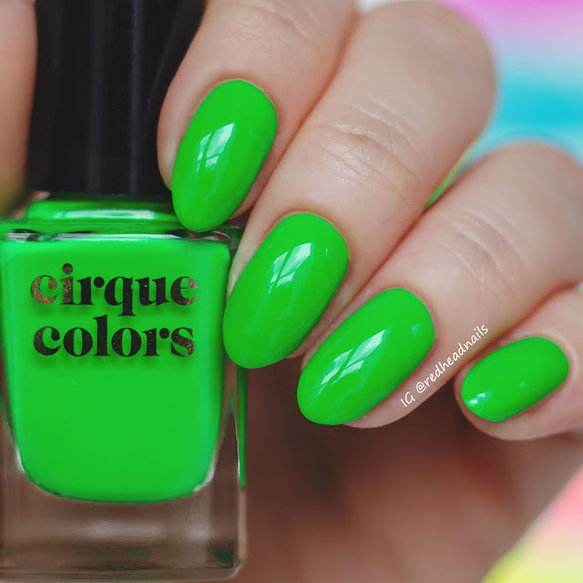 Cirque Colors Cyber swatch