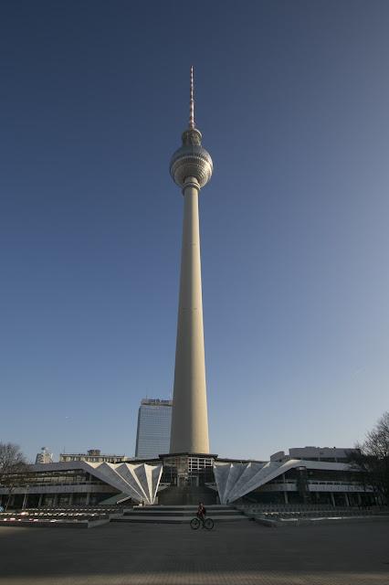 Torre della Tv a Berlino