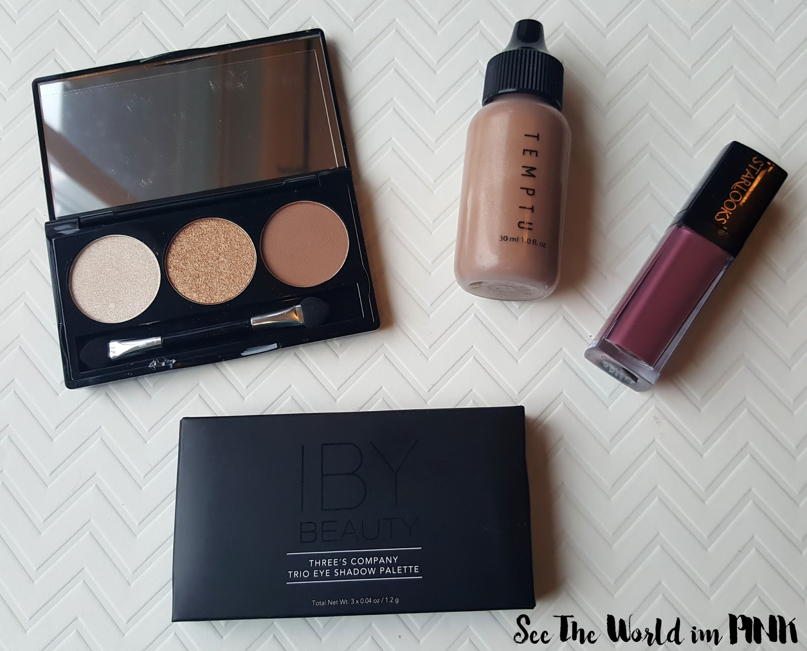 October 2016 Boxycharm - Review and Unboxing