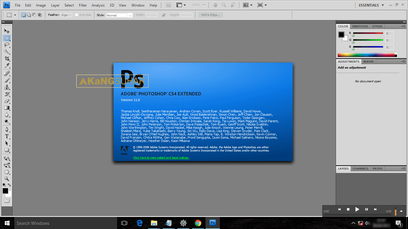 Adobe Photoshop CS4 Extended Full Version