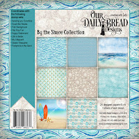ODBD By The Shore Paper Collection