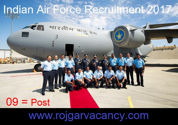 09-group-c-post-indian-air-iaf-force-Indian-Air-Force-Recruitment-2017