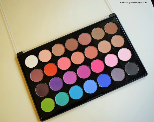 BH Cosmetics Modern Mattes 28 color eyeshadow palette Price in SIngapore