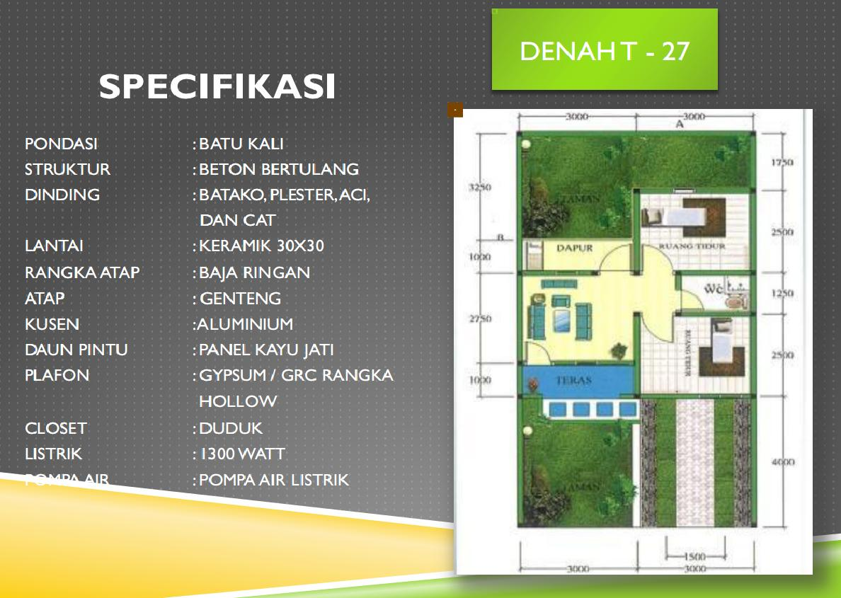 DEPOK PROPERTY INVESTMENT: Bumi Agung Residence
