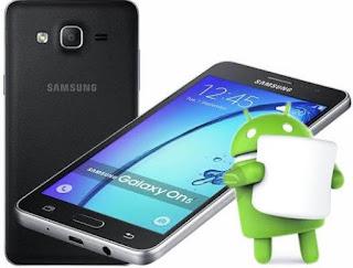 طريقة تعريب Samsung GALAXY On5 SM-G550T اصدار 6.0.1