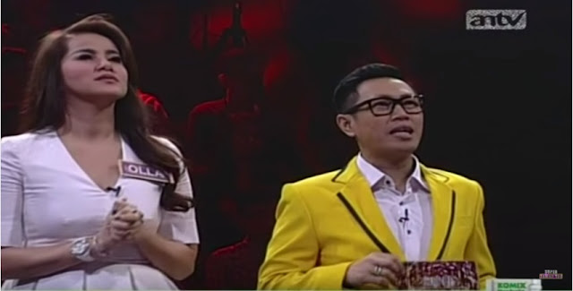 puting olla ramlan di acara super family 100