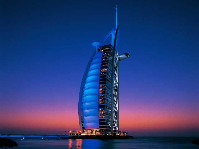 Luxury Life Design: The World's Only 7-Star Hotel - Burj Al Arab by Jumeirah