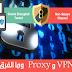 ما هو Proxy و VPN وما الفرق بينهما