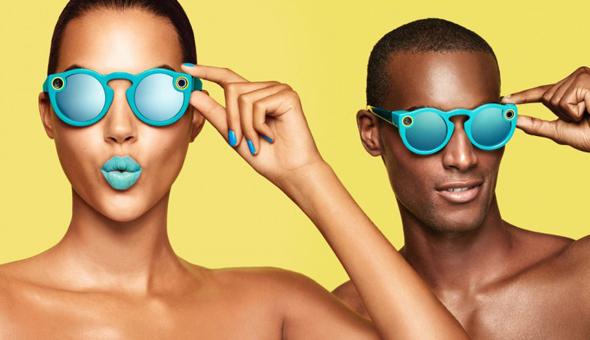 76bc44fce1083 Spectacles : l'application Snapchat dévoile ses lunettes connectées