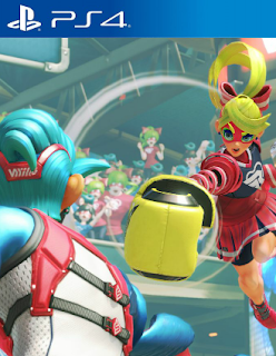 Arms - PS4