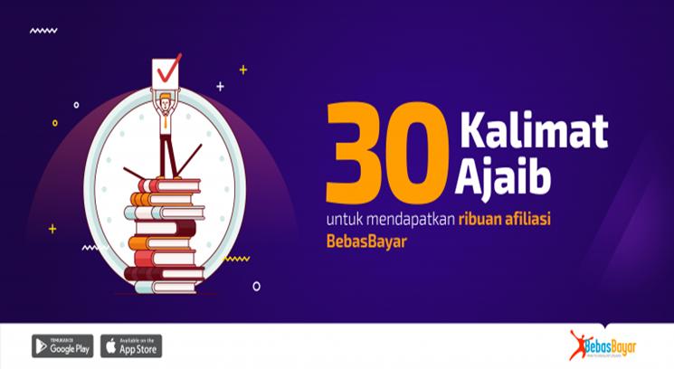 30 Kalimat Ajaib untuk Mendapatkan Ribuan Afiliasi