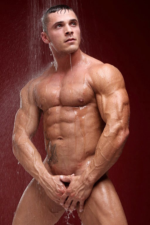 Hot Wet Nude Male 87