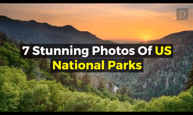 The 7 Most Beautiful National Parks in the USA