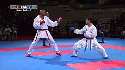 Tips Menang Dalam Pertandingan Karate
