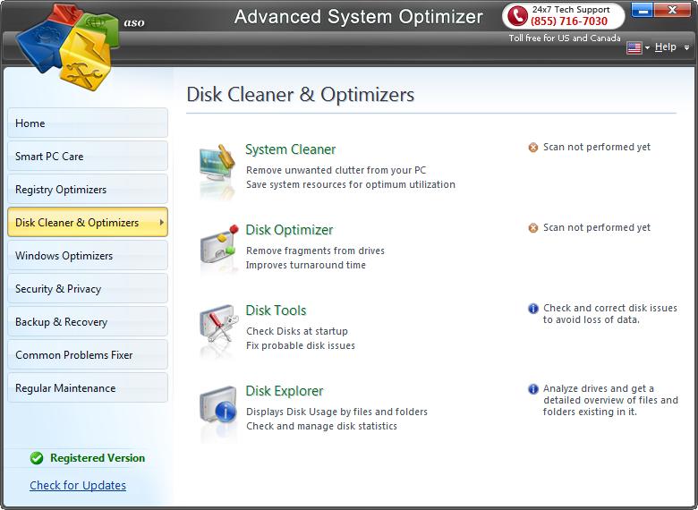 Download Advanced System Optimizer Crack