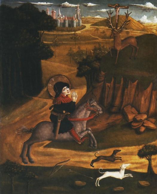 Znalezione obrazy dla zapytania św. eustachy