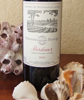 Wine Pairing with Barons De Rothschild Bordeaux - Easy Life Meal & Party Planning