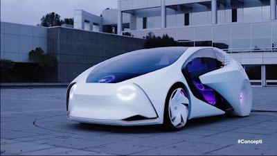 Toyota Concept-i