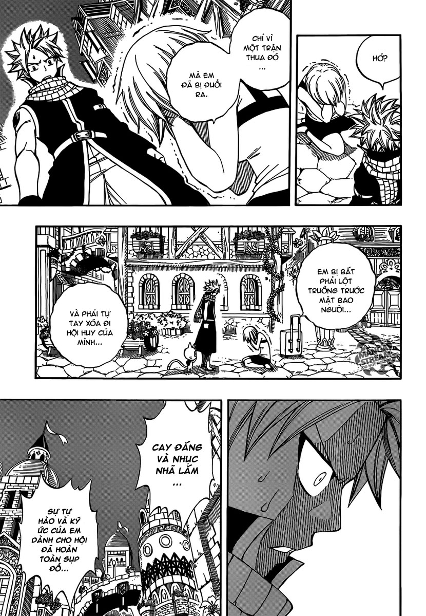 Fairy Tail Chap 284