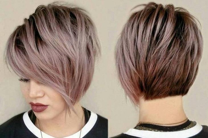 5 Gaya Rambut Pendek Cewek Yang Akan Polpuler Di 2018 Mbak Minah