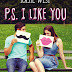 "Pensieri su ""P.S. I like you"" di Kasie West"