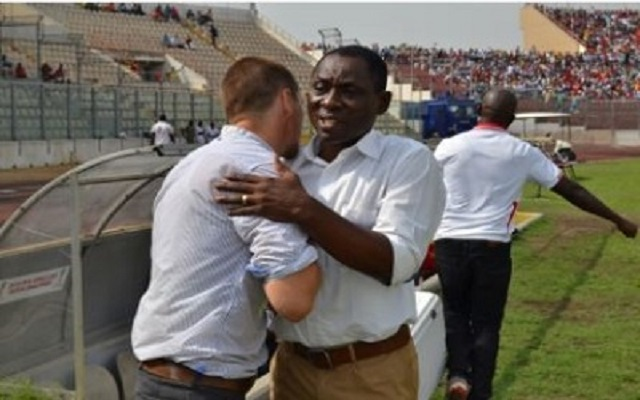 Kotoko must fire coach David Duncan - Medeam's Tom Strand