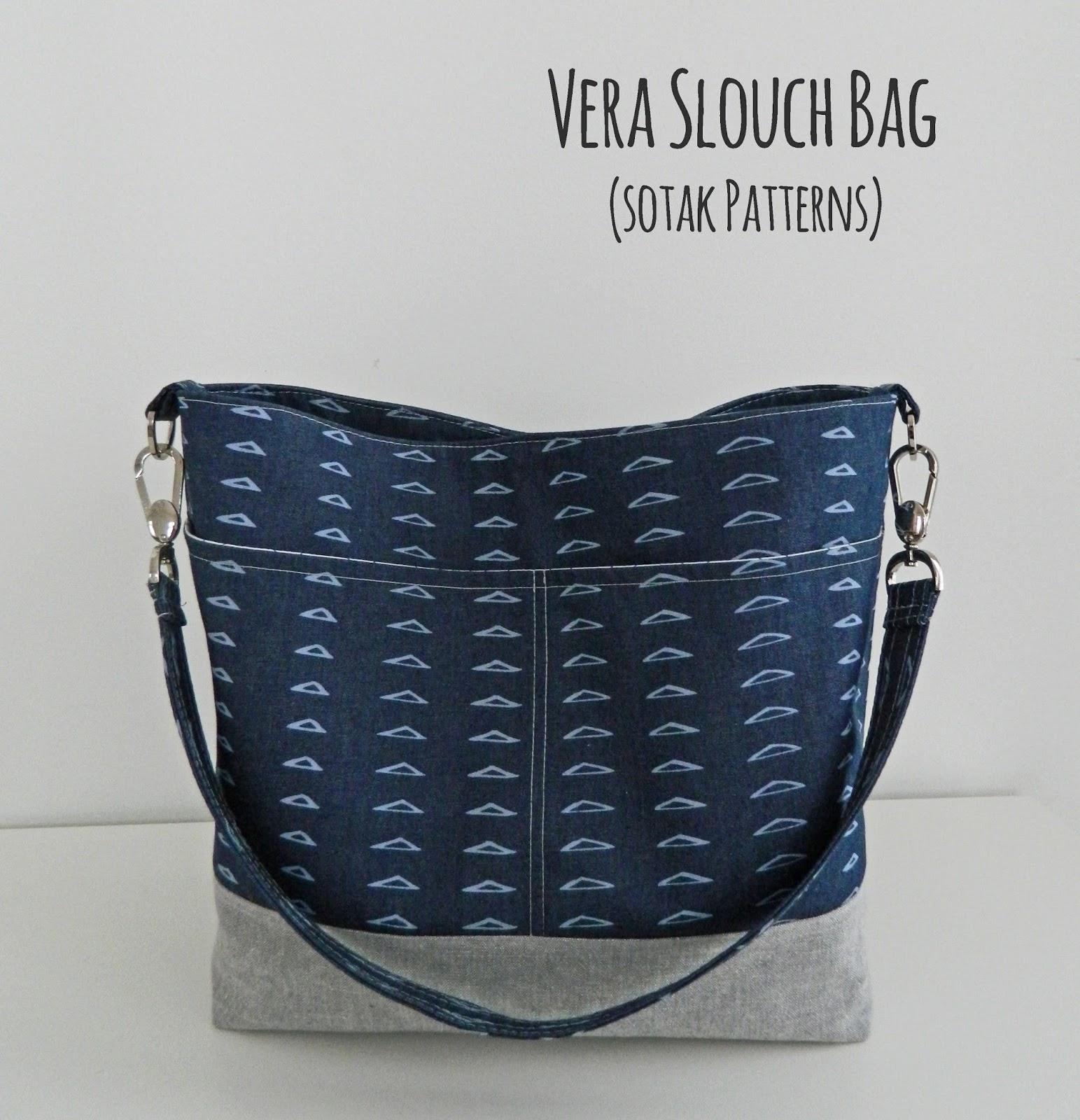Leather Bag Pattern Pdf Magnificent Inspiration Design