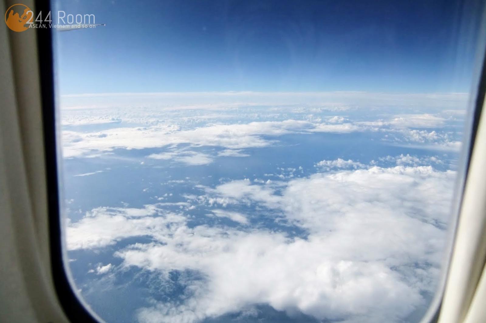 JAL Flight 002 2