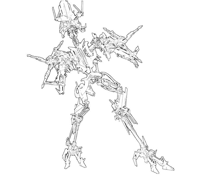 transformers cybertron coloring pages - photo#45