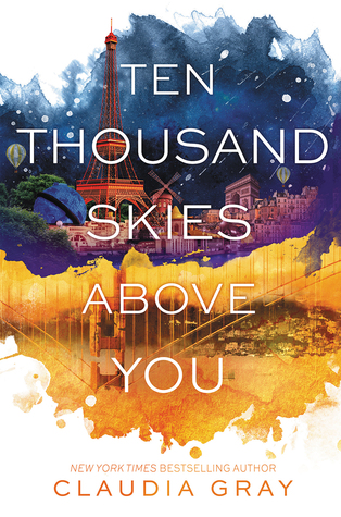 Claudia Gray Ten Thousand Skies Above You Firebird