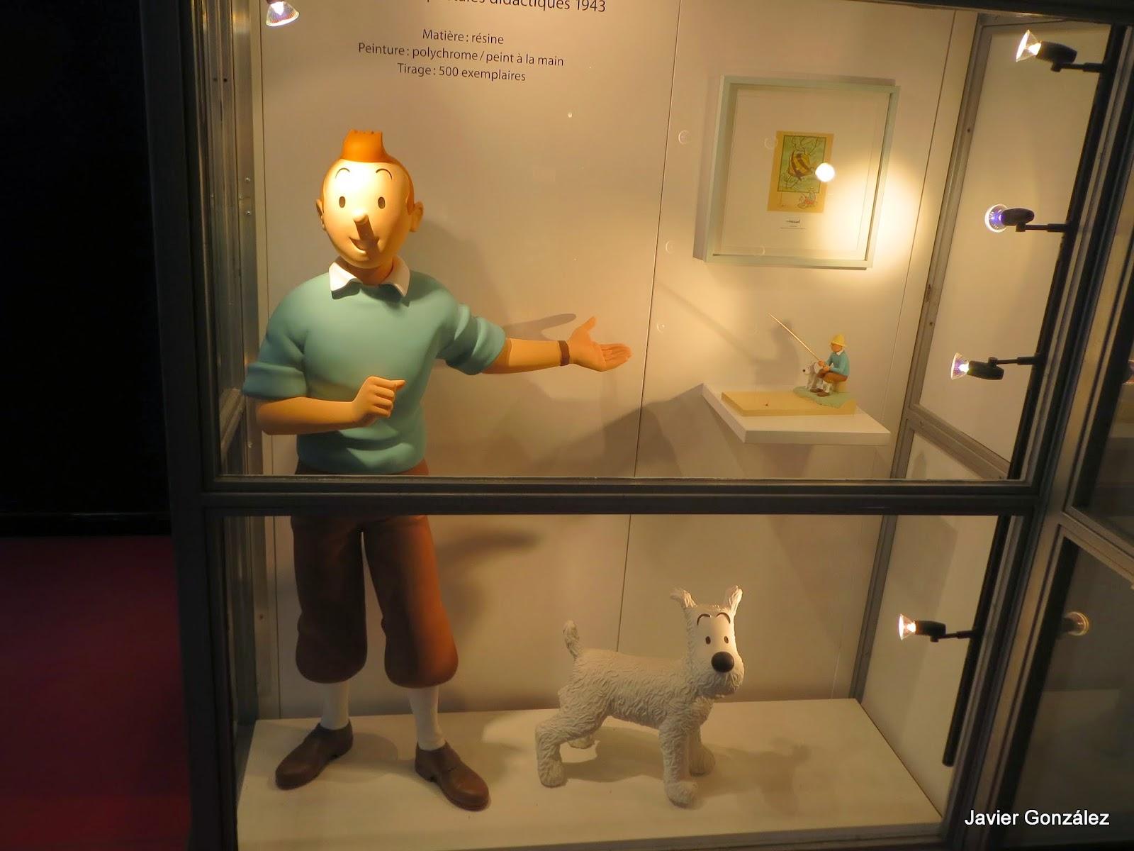 Museo Tintin. Bruselas.