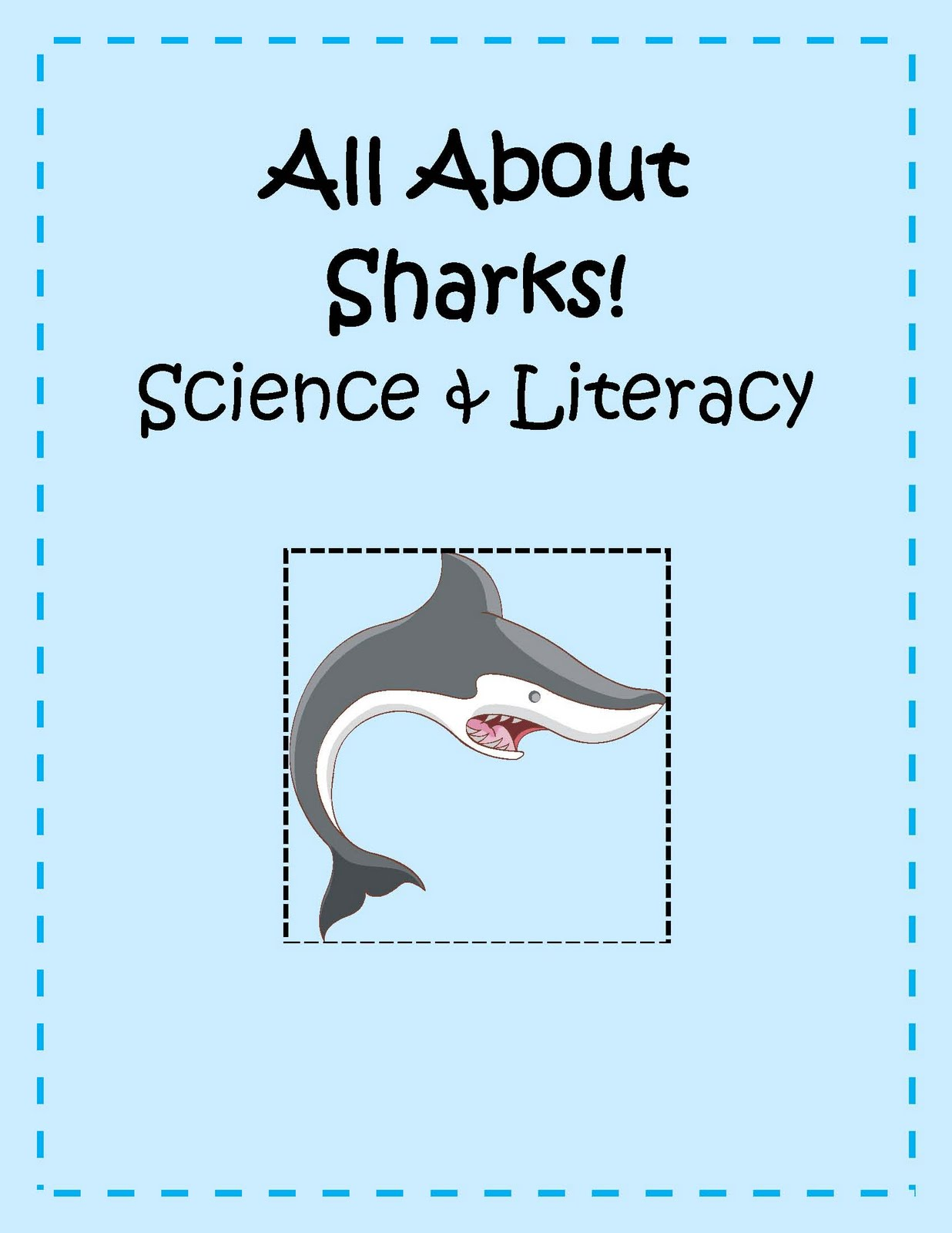 Engaging Lessons And Activities All About Sharks Science Amp Literacy Activities