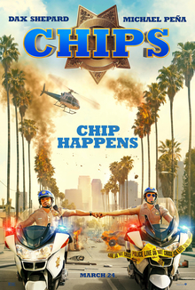 CHiPs 2017 Full Movie Online Free Download Torrent