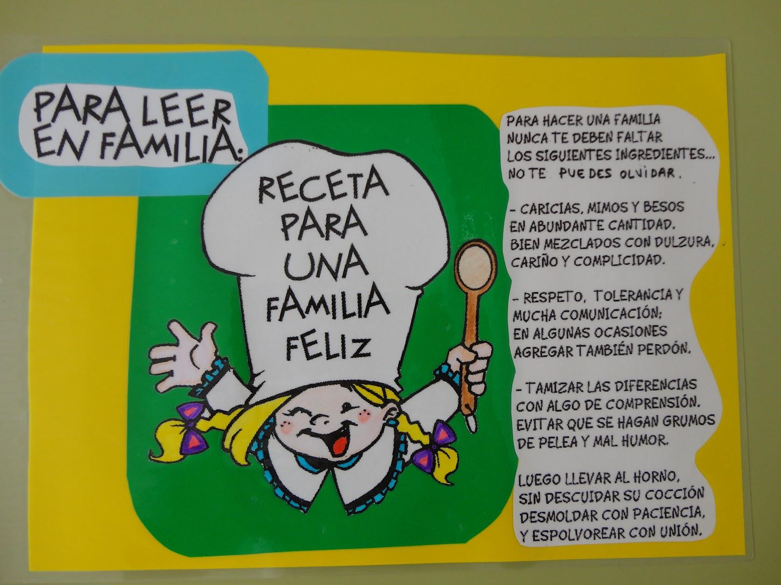 Rocio olivares el aula de pt 15 de mayo d a de la familia for Mural una familia chicana