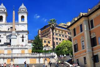 6. Hotel Hassler, Roma