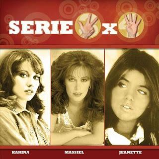 Jeanette - Porque Te Vas on Serie 3x4 (Karina, Massiel, Jeanette)