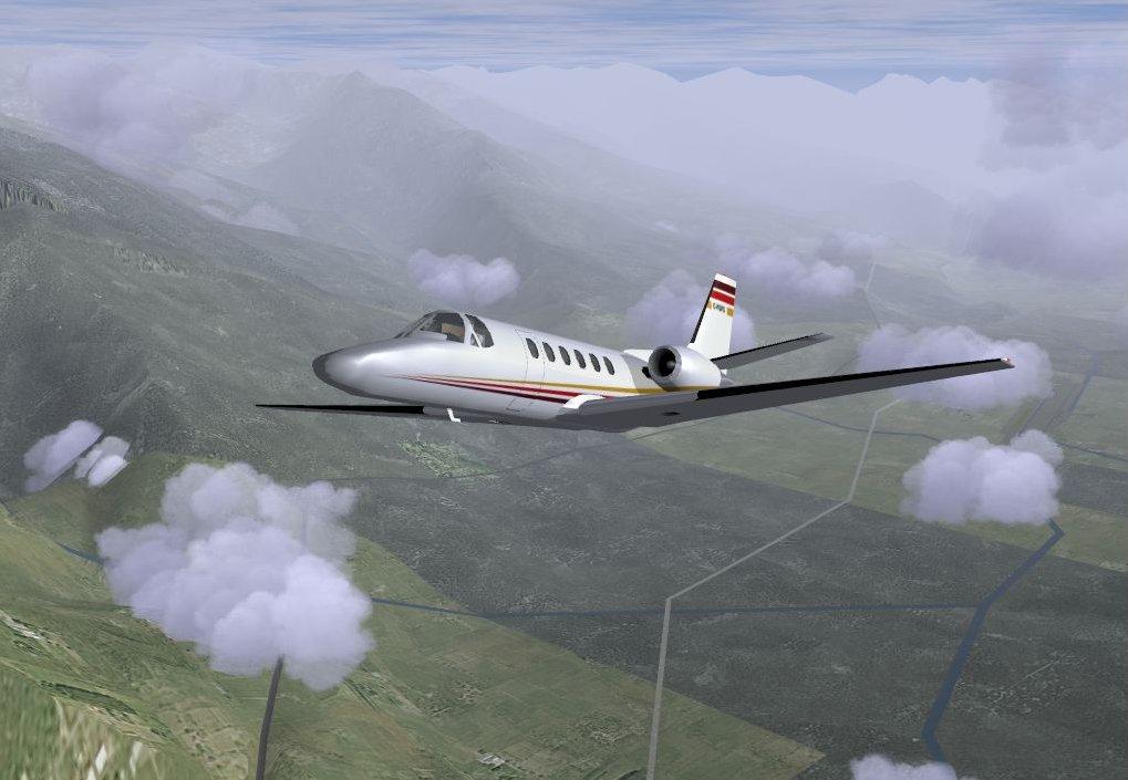 Simulador Vôo FlightGear