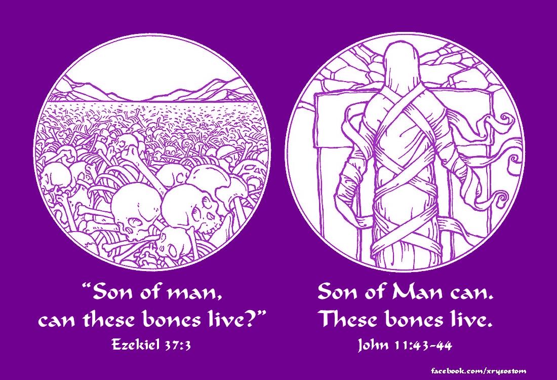 John 11:1-53