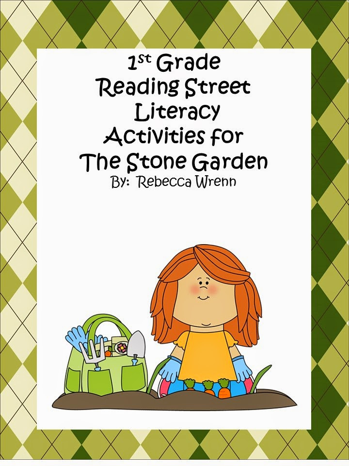 Learning With Firsties First Grade Reading Street Unit 5
