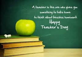Happy Teachers Day Wishes & Greetings for Favourite Teacher 2016