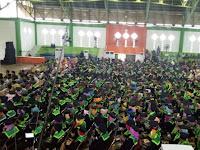 Sekolah Tinggi Agama Islam Negeri Kudus Wisuda 551 Sarjana