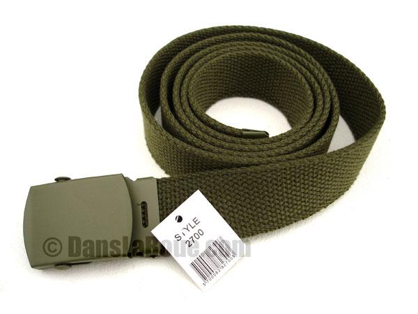 26b2858518ff ceinture et accessoire en cuire  ceinture militaire