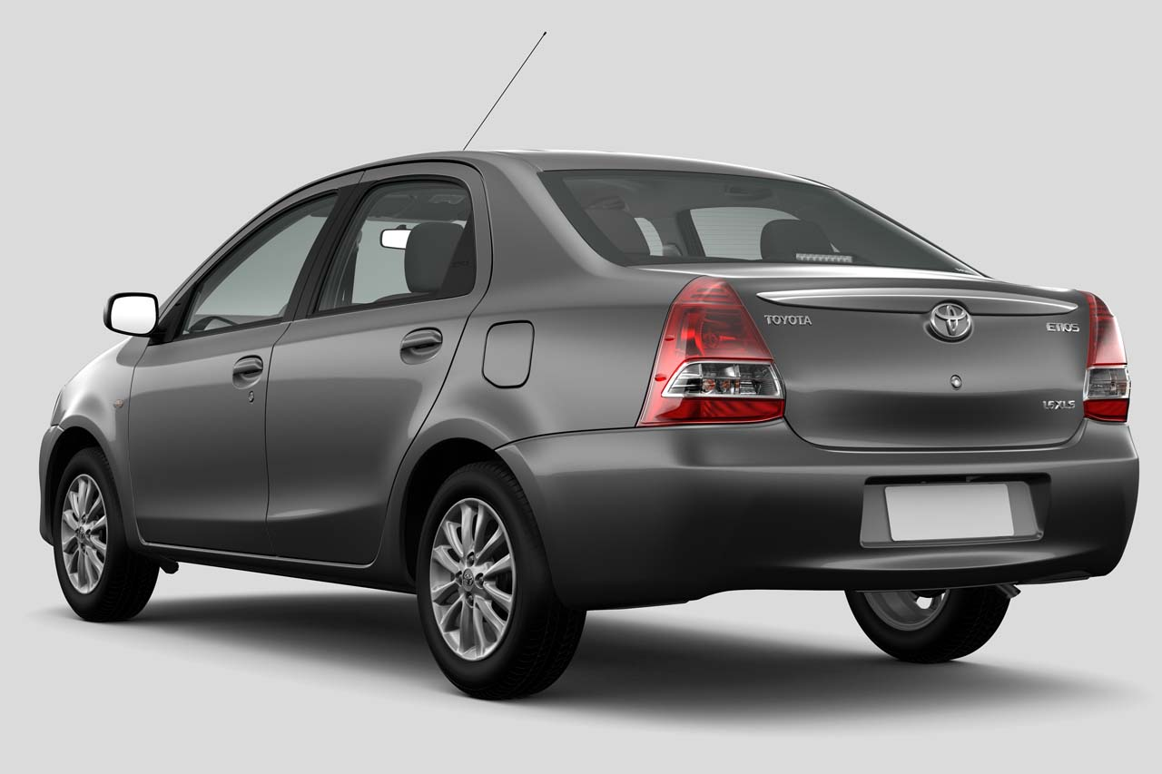 Toyota Etios Car Models