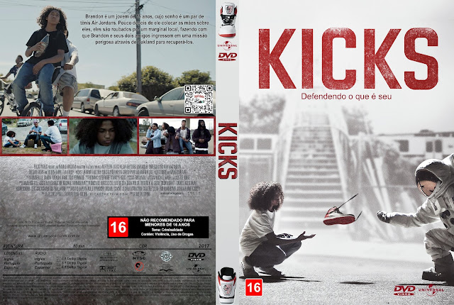 Capa DVD Kicks Defendendo o que é Seu [Exclusiva]