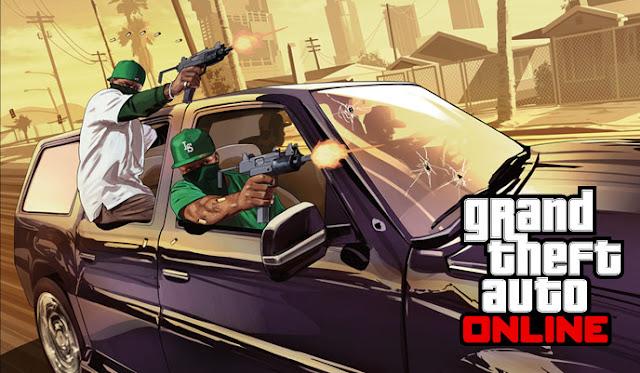 GTA: Online gerou pelo menos 500 milhões em receita